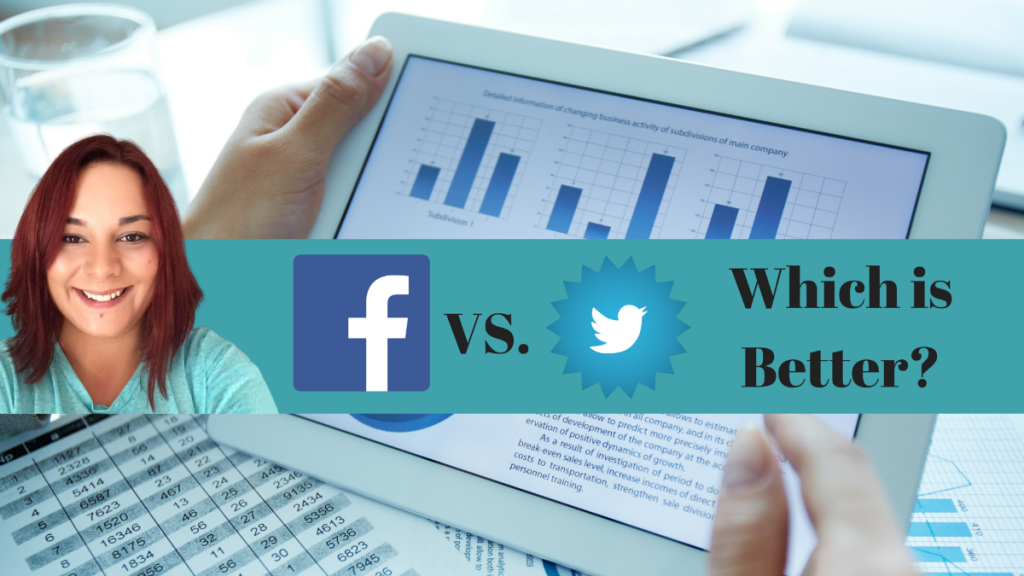 Facebook vs. Twitter which is better?