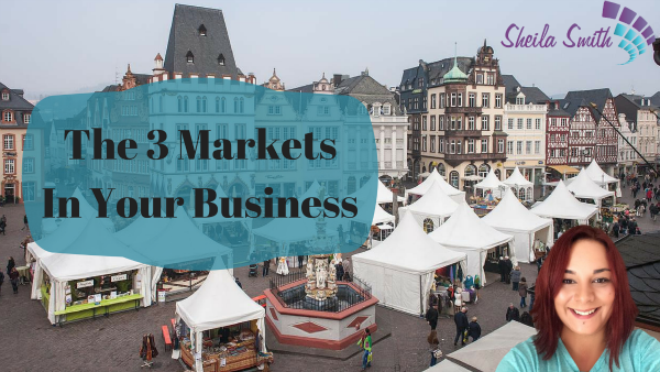 3 Markets In Your Business
