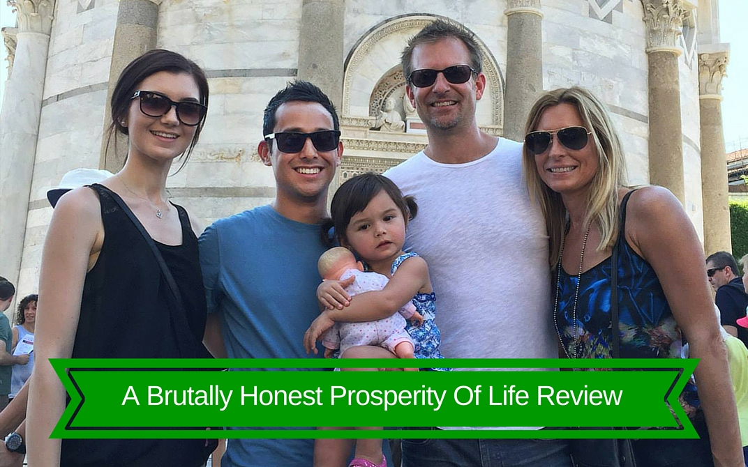 A Brutally Honest Prosperity Of Life Review (Polaris Global)