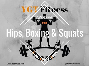 Hips Boxing And Squats