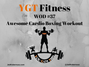 Awesome Cardio Boxing Workout