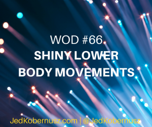 Shiny Lower Body Movements