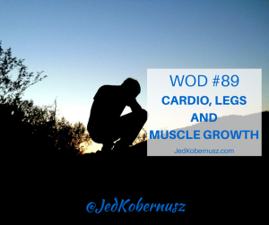 Cardio Legs And Muscle Growth
