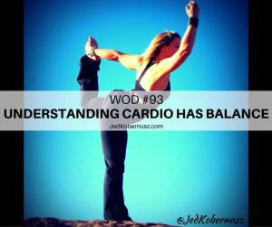 Understanding Cardio Has Balance