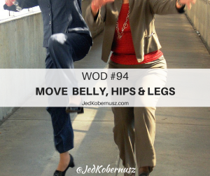 Move Belly Hips Legs