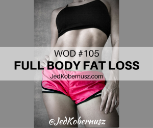 Full Body Fat Loss