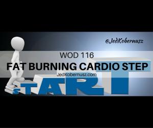 Fat Burning Cardio Step