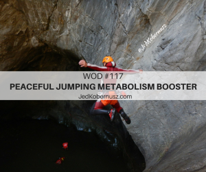 Peaceful Jumping Metabolism Booster