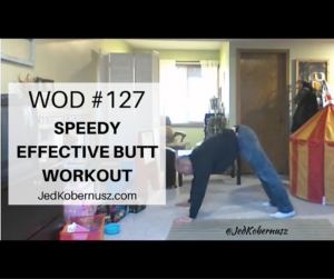 Speedy Effective Butt Workout