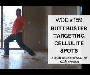 Butt Buster Targeting Cellulite Spots