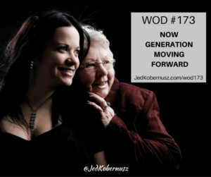 Now Generation Moving Forward