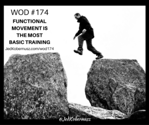 Functional Movement Most Basic Training
