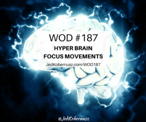 Hyper Brain Focus Movements