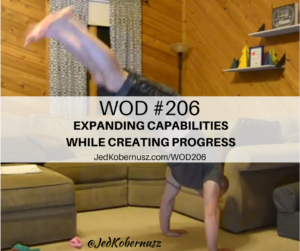 Expanding Capabilities While Creating Progress