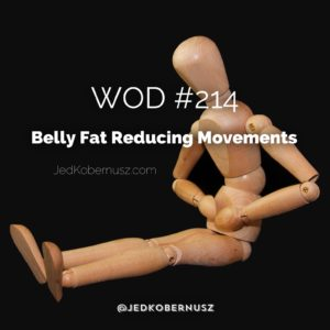 Belly Fat Reducing Movements
