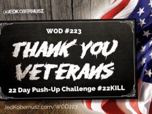 22 Day Push-Up Challenge 22KILL