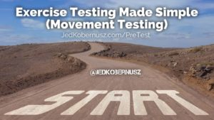 Exercise Testing Made Simple