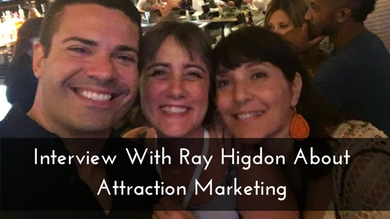 Our Interview With Ray Higdon