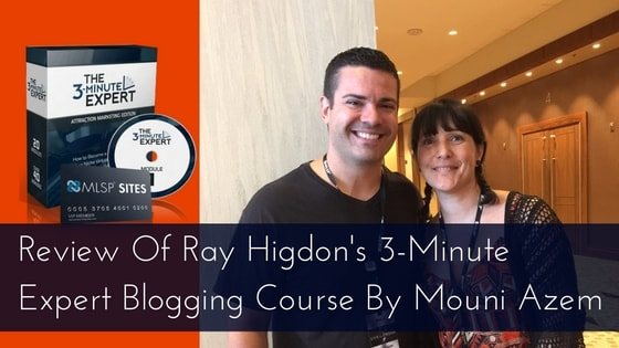 review-the-3-minute-expert-blogging-course-by-ray-higdon-min