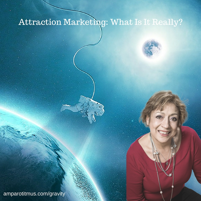 Attraction Marketing: What Is It Really?