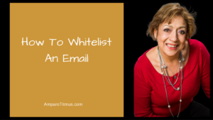 How To Whitelist An Email