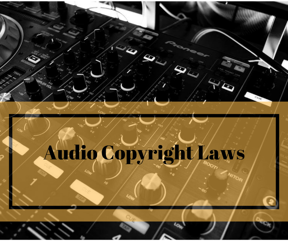 Understanding Audio Copyright Laws