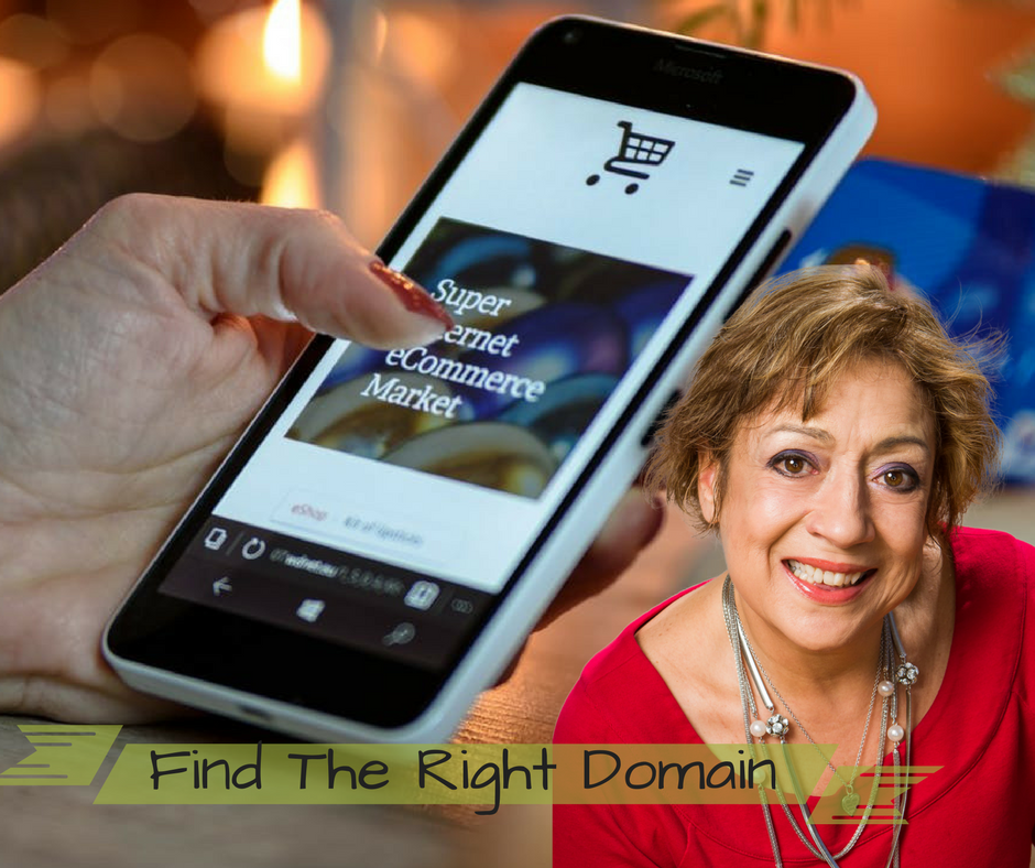 Are You Struggling With Finding The Right Domain?