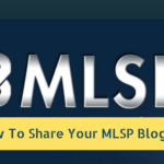 How To Share Your MLSP Blog Posts