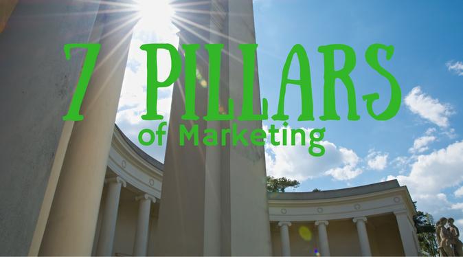 pillars os maketing
