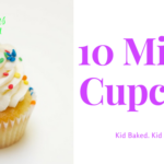 10 minute cupcakes
