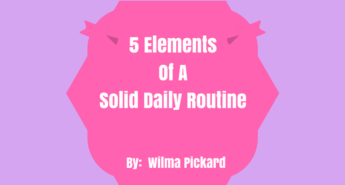 5-elements-of-a-solid-daily-routine