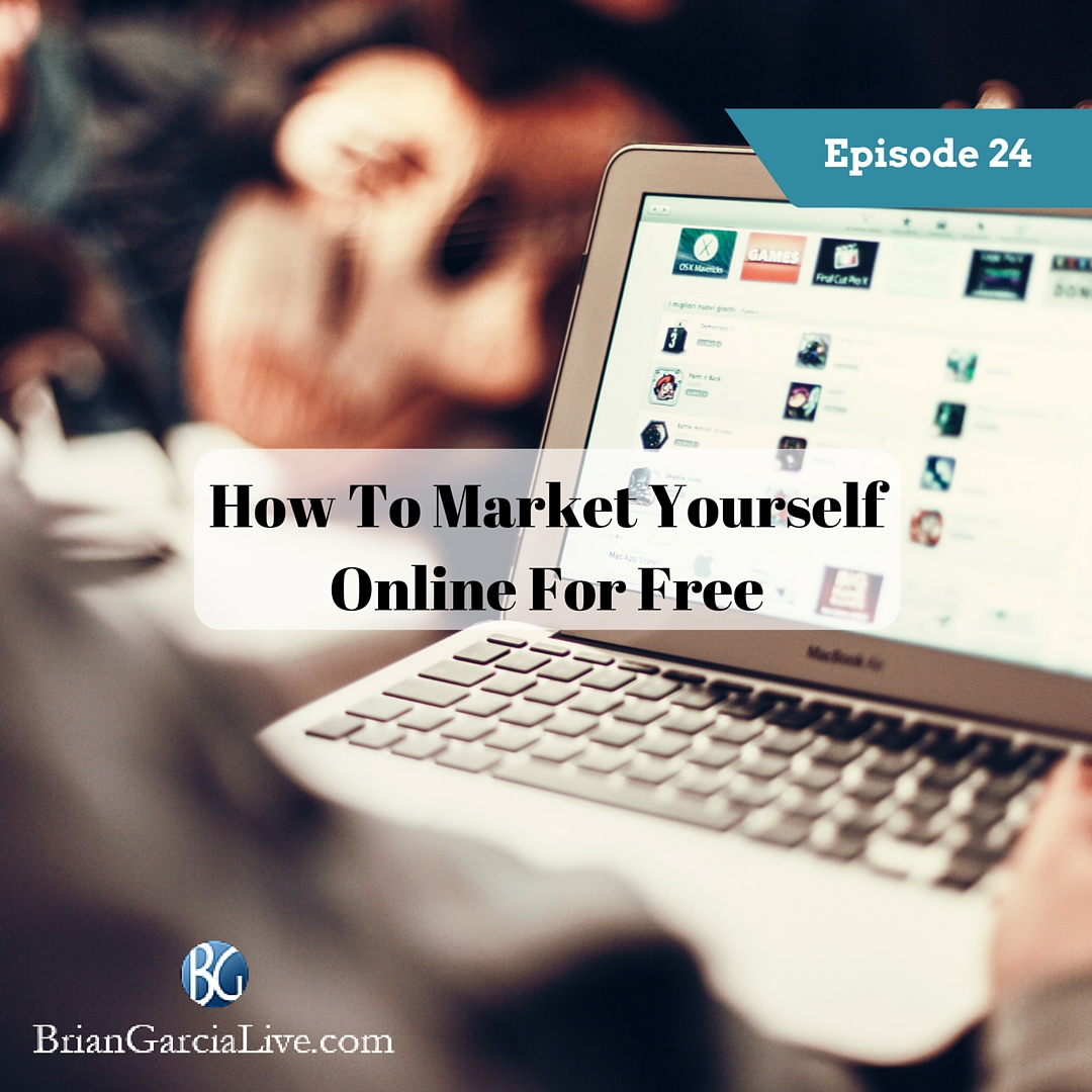How To Market Yourself Online For Free