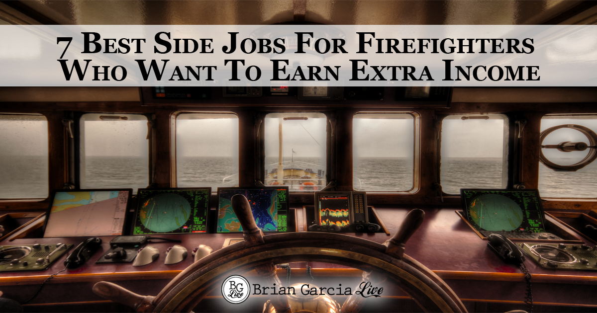 7 Best Side Jobs For Firefighters Who Want To Earn Extra Income