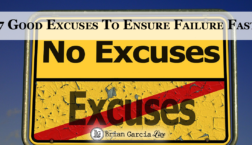 Good Excuses