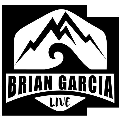 Brian Garcia Live Logo