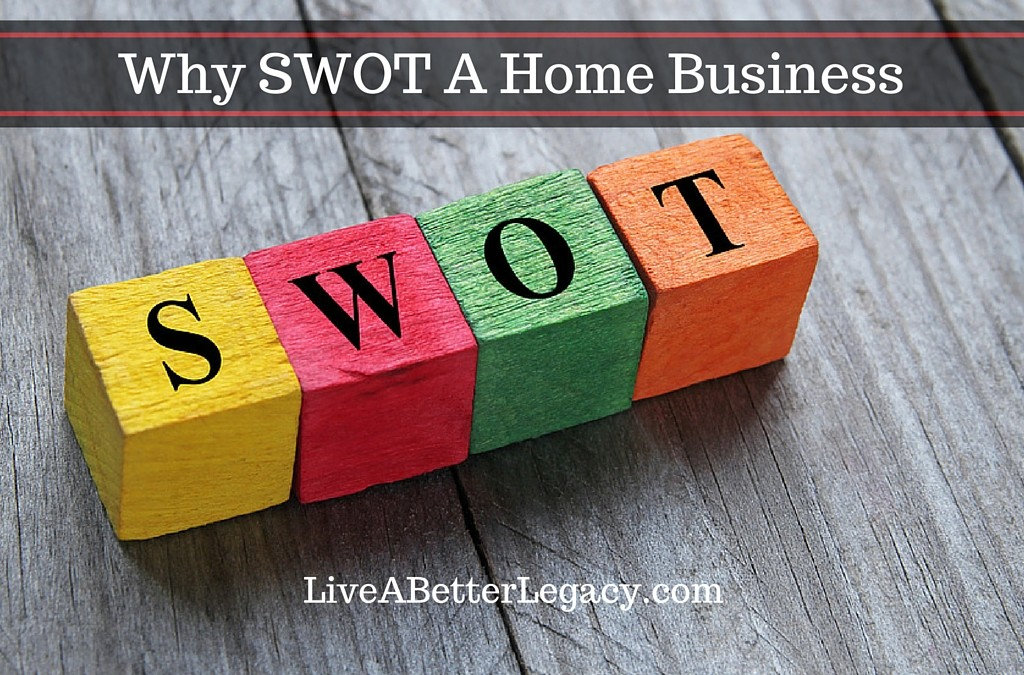 Why SWOT A Home Business