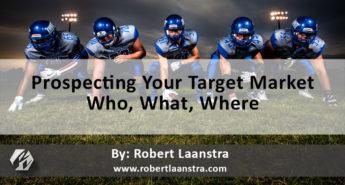 prprospecting your target market