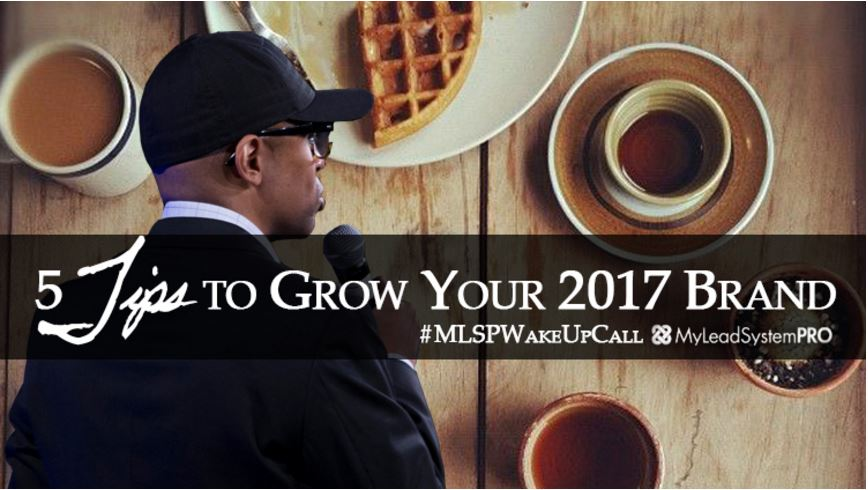 5 tips grow your brand