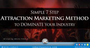 Simple 7 Step Attraction Marketing Method