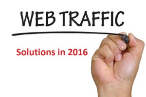 2016 Web Traffic Solutions (Part 1)