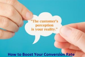 How to Boost Your Conversion