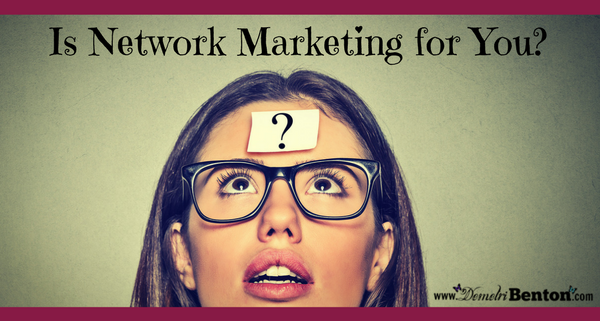 Is Network Marketing for You?