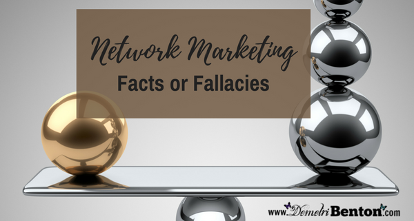 Network Marketing: Facts and Fallacies