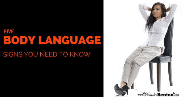 Prospecting: 5 Body Language Signs You Need to Know