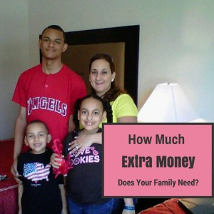 Learn How To Figure Out Much Money Does Your Family Needs To Make In Your Home Business?