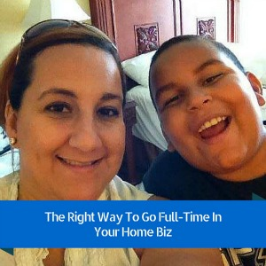 How This Stay At Home Mom Was Able To Quit Her Job For Her MLM Business