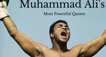 30 of Muhammad Ali's Most Powerful Quotes 1