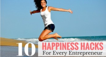10 Happiness Hacks For Every Entrepreneur
