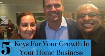 5 Keys For Your Growth In Your Home Business (2)