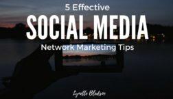 Social Media Network Marketing